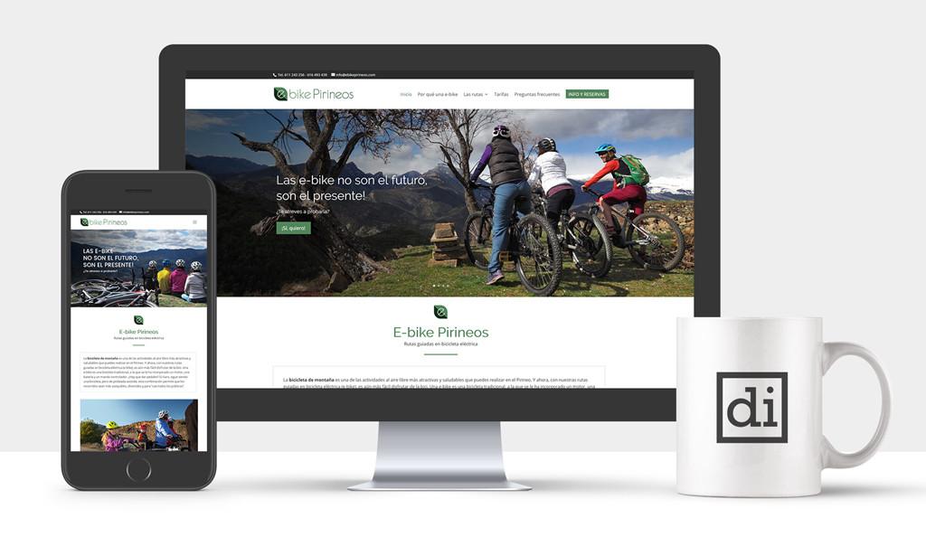 pagina web para deportes aventuras