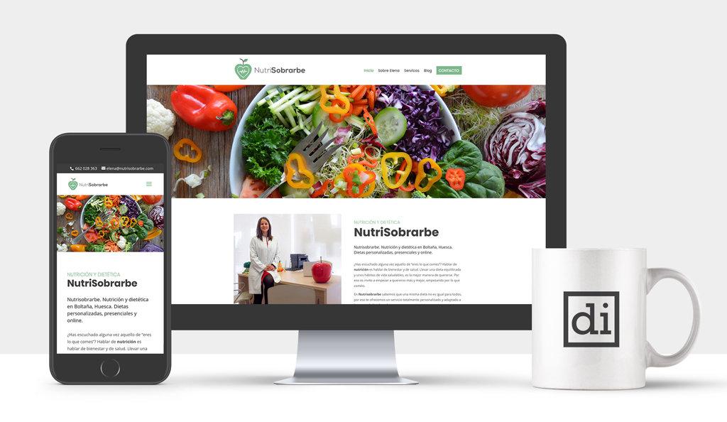 nutrisobrarbe web, diversus